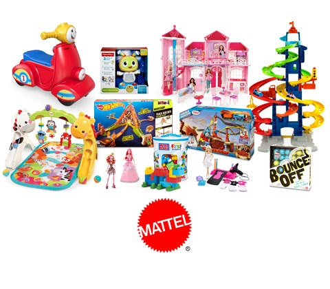 Christmas Bundle from Mattel sweepstakes