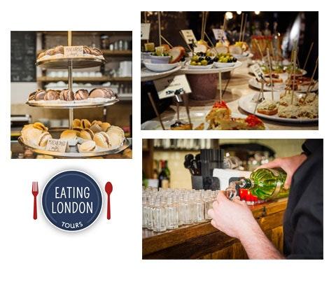 Eating London's Soho Food Tour sweepstakes