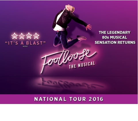 Footloose The Musical sweepstakes