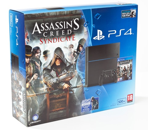 PS4 500GB Assassins Creed Syndicate + Watch Dogs Bundle sweepstakes