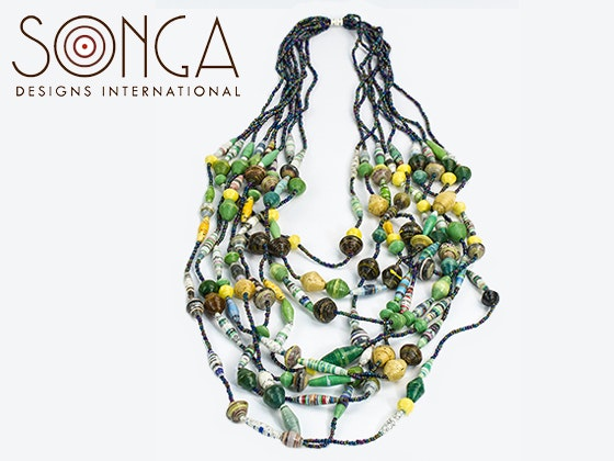 Songa designs necklace giveaway