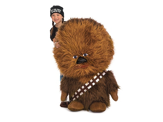 Claire's chewbacca doll sweepstakes