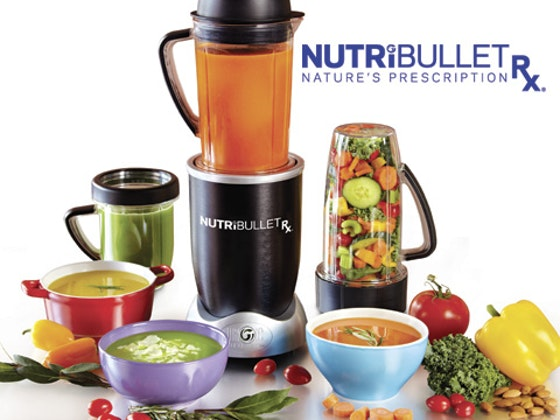 Win A Nutribullet Rx Yours