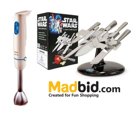 Kitchen Bundle from Madbid sweepstakes
