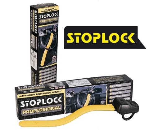 Win 5 x Stoplock steering wheel locks sweepstakes