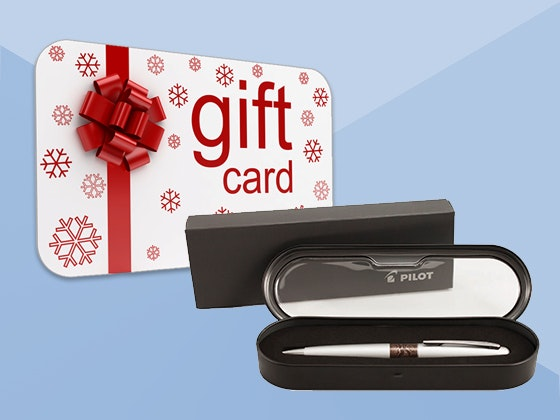Pilot Pen Holiday Prize Package sweepstakes