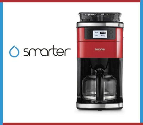 Smarter coffee machine sweepstakes