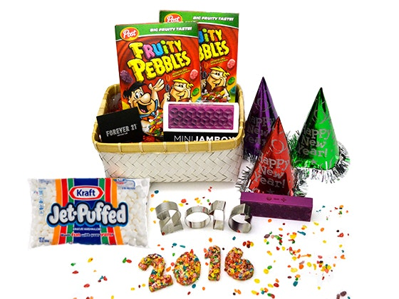 Fruity Pebbles New Year's Eve Prize Package sweepstakes