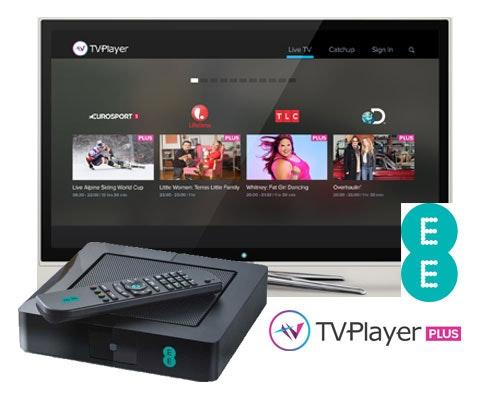 EE TV & Broadband sweepstakes