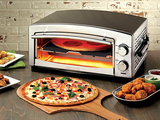 Black decker pizza oven giveaway 1