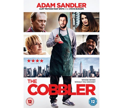 Cobbler DVD sweepstakes