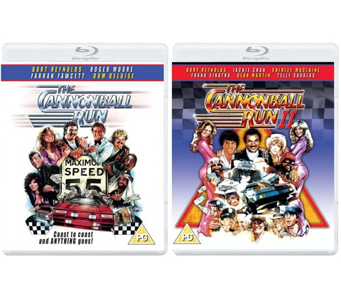 The Cannonball Run The Cannonball Run II sweepstakes