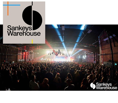 Win 4 VIP tickets to Sankeys Warehouse on New Years Day sweepstakes