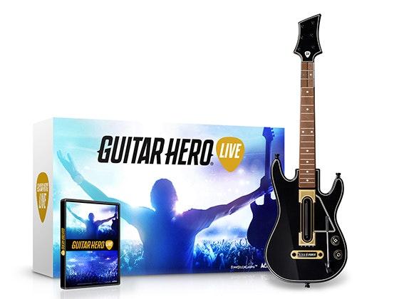 Guitar hero twist