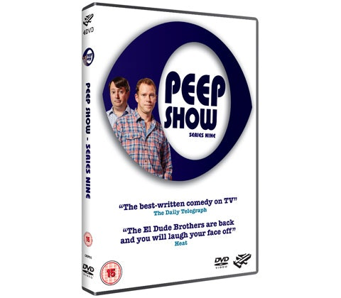 Peep Show sweepstakes