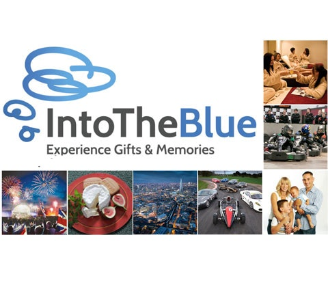 Win 4 x £50 IntoTheBlue vouchers sweepstakes