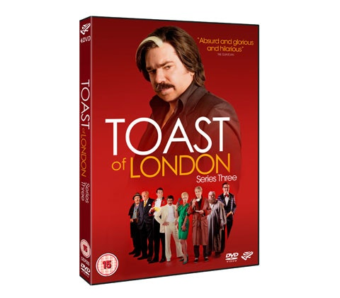 Toast of London – Series Three sweepstakes