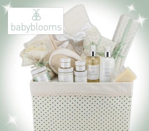 Babyblooms Luxury Pamper Hamper sweepstakes