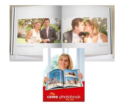 CEWE Photobook sweepstakes