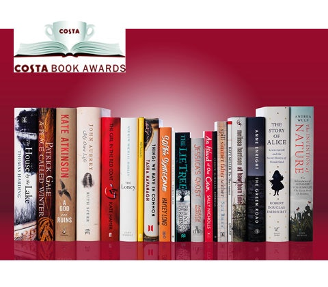 Costa Book Awards Books sweepstakes