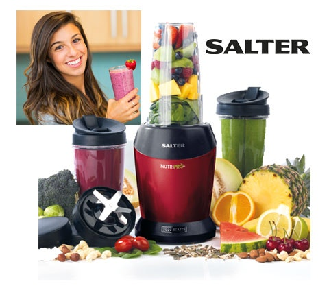 Salter NutriPro 1000 Blender sweepstakes