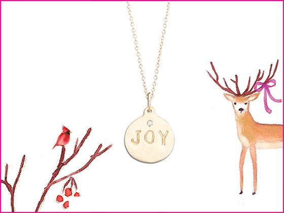 Helen ficalora joy necklace giveaway 1