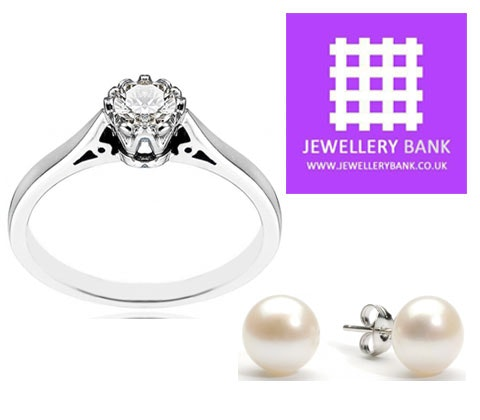 Win a 20 Point Diamond & White Gold Ring sweepstakes