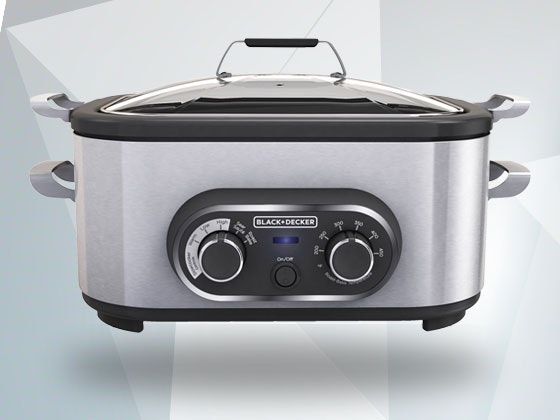 Black and Decker Multicooker sweepstakes