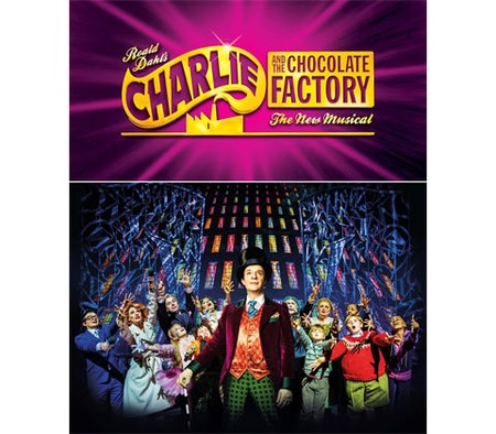 Imagination Charlie And The Chocolate Factory Competeition Musical Award