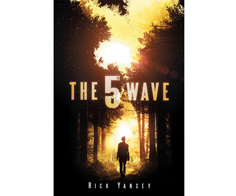 THE 5TH WAVE by Rick Yancey sweepstakes