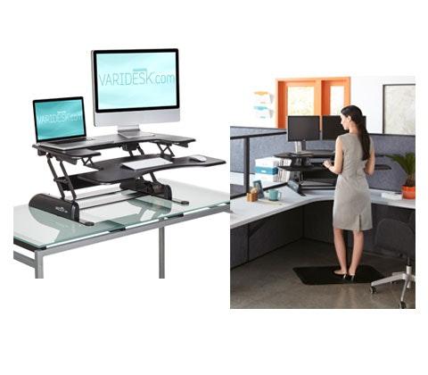 VARIDESK Pro-Plus Standing Desk sweepstakes