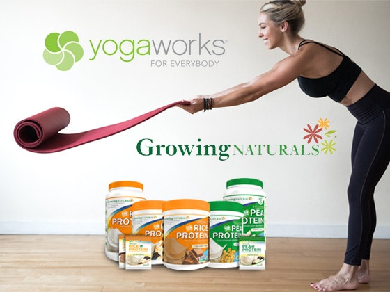 Growing Naturals Prize Package sweepstakes