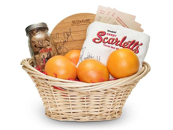 Wonderful sweet scarletts prize
