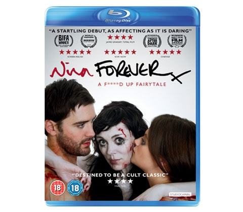 NINA FOREVER on Blu-ray sweepstakes