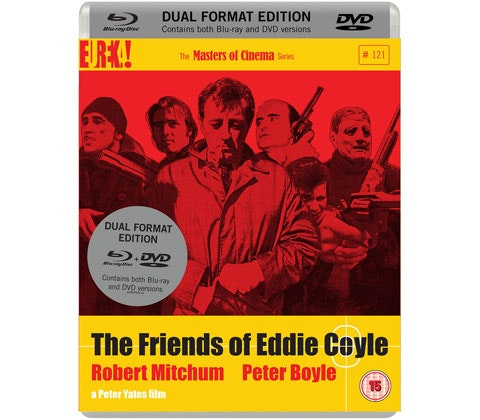 THE FRIENDS OF EDDIE COYLE Dual Format (Blu-ray & DVD) sweepstakes