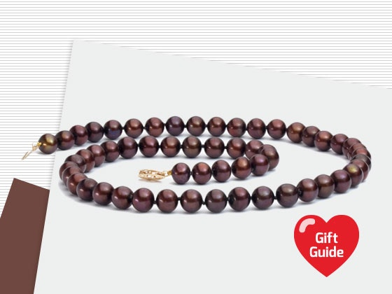 Md639 pearl necklace