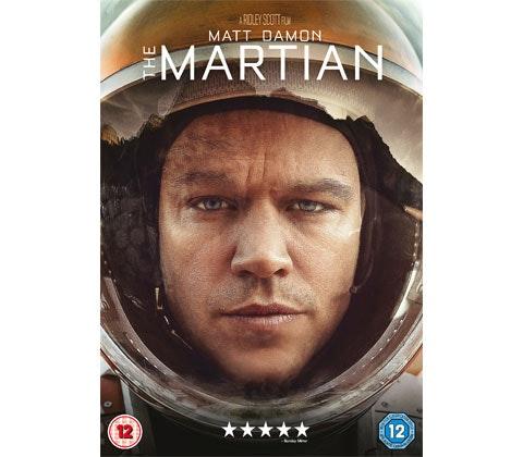 Martian DVD sweepstakes