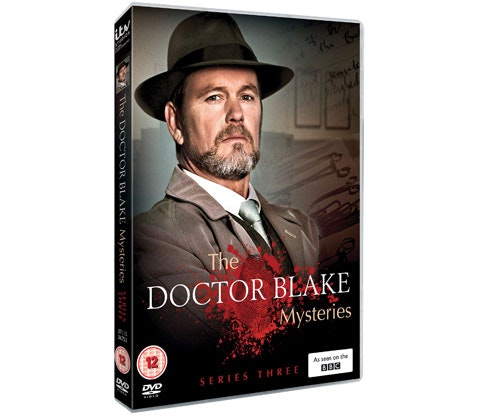 The Doctor Blake Mysteries Series 3 DVD sweepstakes