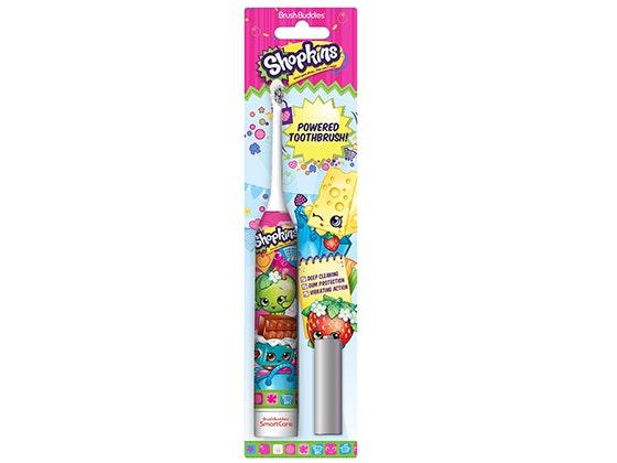 Shopkins toothbrush sweepstakes