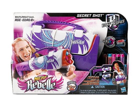 Nerf Rebelle Dart Blaster sweepstakes