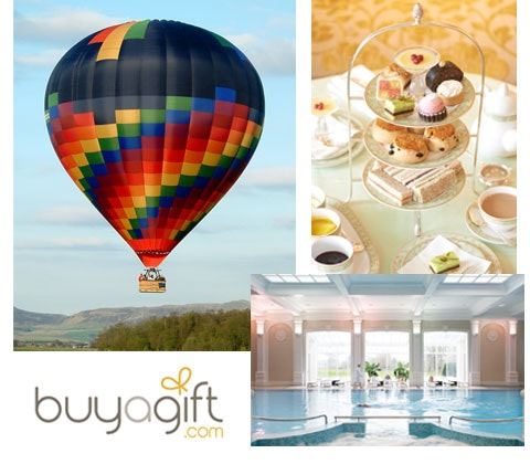 Win 2 x £250 vouchers from buyagift.com sweepstakes