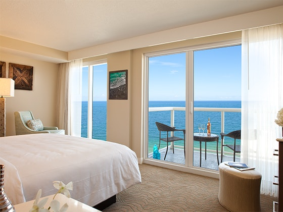 Fort Lauderdale Marriott Pompano Beach Resort and Spa  sweepstakes