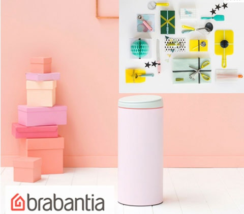 Win 5 x Brabantia bins & baking bundles sweepstakes