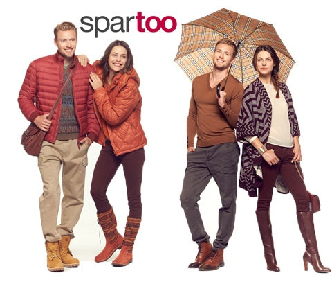 Spartoo Gift Vouchers sweepstakes