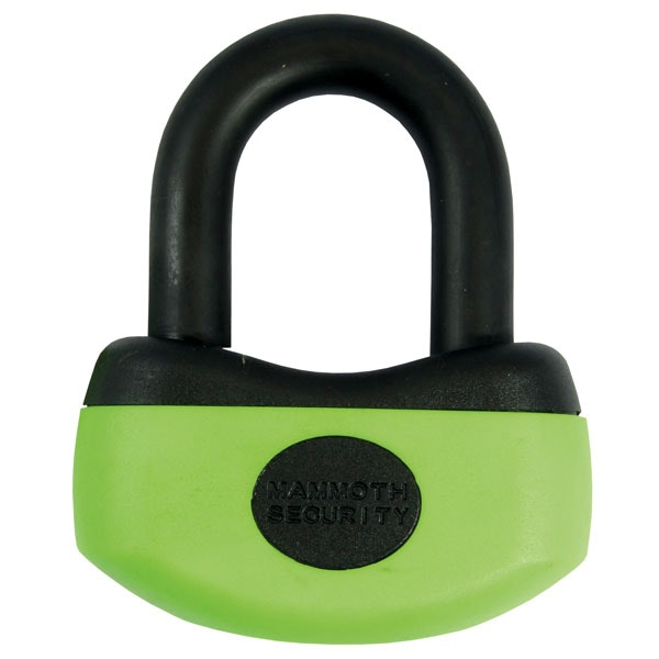 Mammoth Security Mini U-Disc Lock sweepstakes