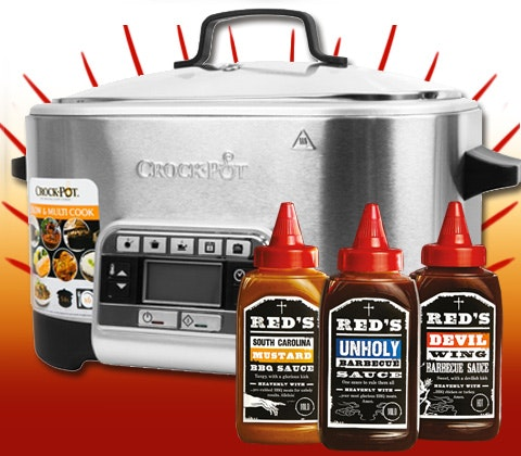 RED'S TRUE BARBECUE SAUCES sweepstakes