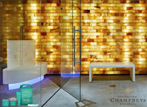 DETOX THE CHAMPNEYS WAY sweepstakes