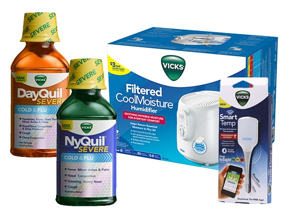 Vicks nyquil giveaway 1