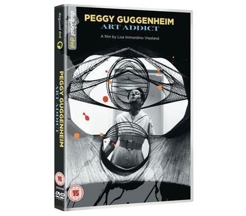 Peggy Guggenheim: Art Addict DVD sweepstakes
