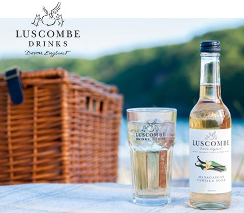 Win 2 x cases of Luscombe's mixed drinks sweepstakes